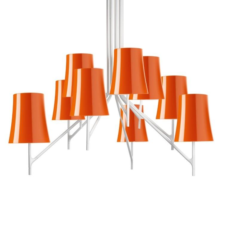 Birdie 9 Suspansion-Suspension Lamp-Foscarini-L. & R. Palomba