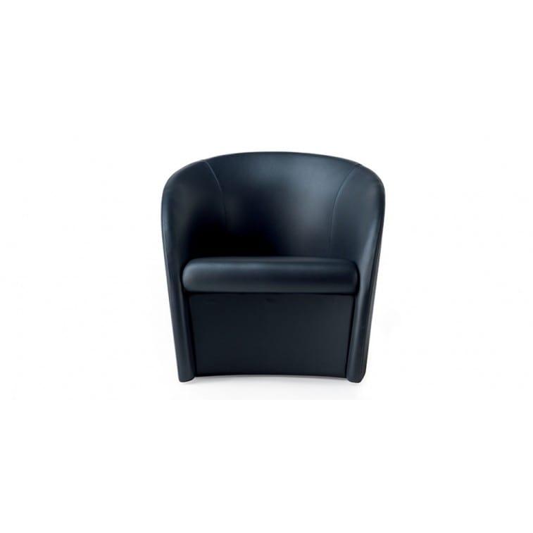 Intervista Twist-Armchair-Poltrona Frau-Lella & Massimo Vignelli
