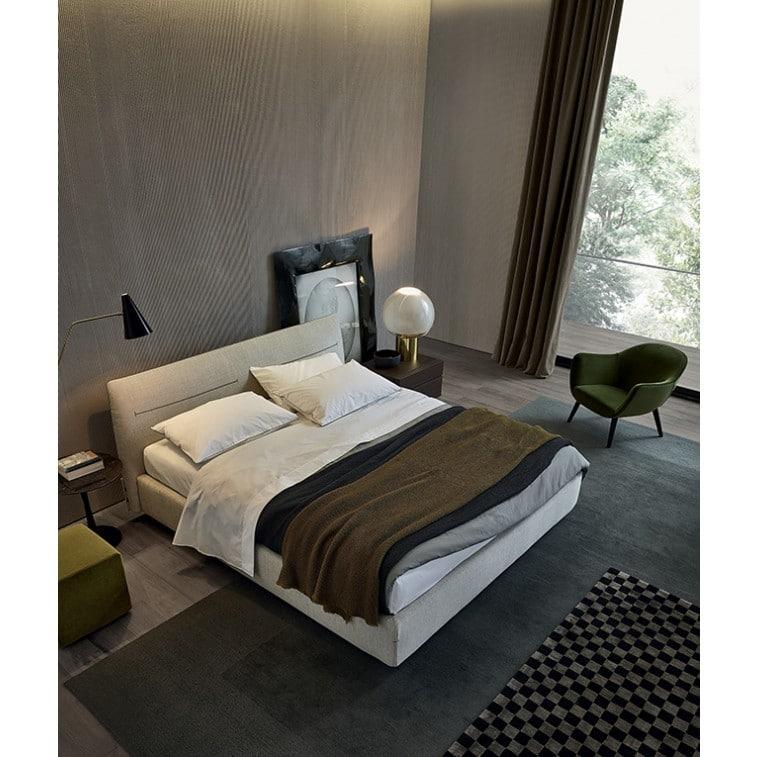 Jacqueline Bed-Bed-Poliform-Jean-Marie Massaud