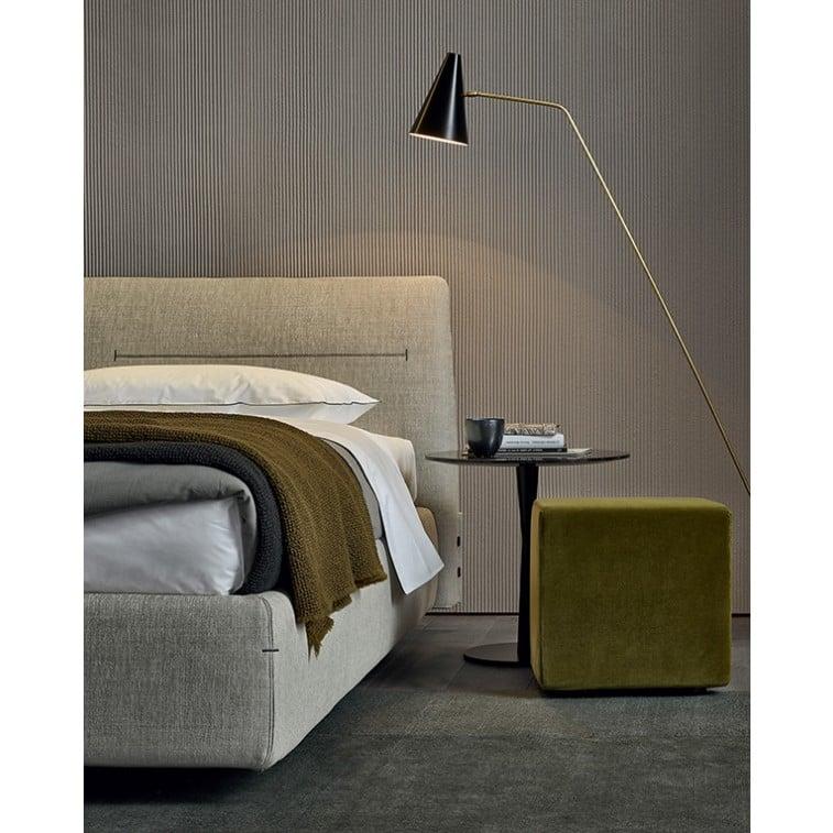 Jacqueline Single Bed-Bed-Poliform-Jean-Marie Massaud