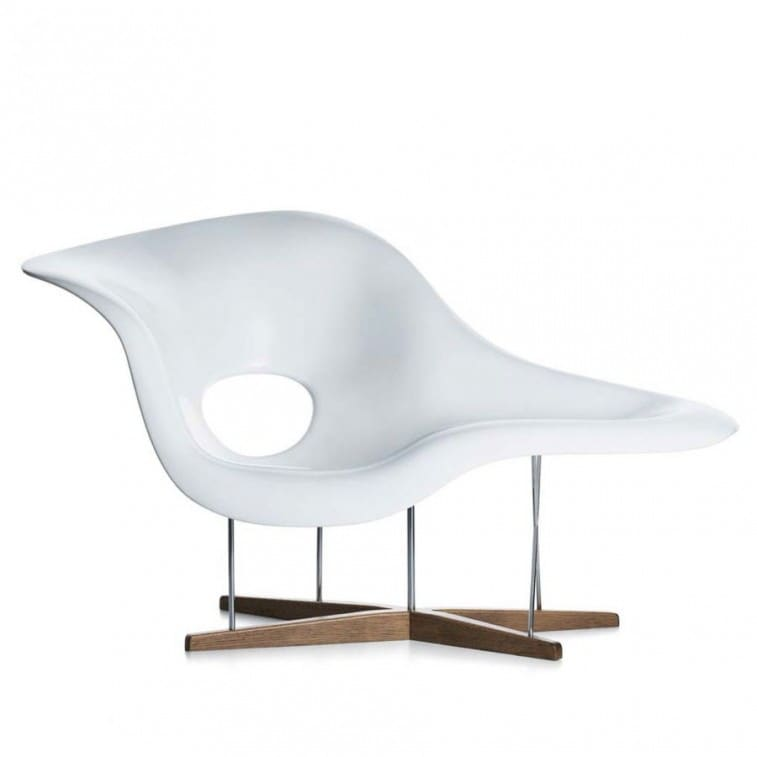 La chaise-Chaise longue-VItra-Charles & Ray Eames