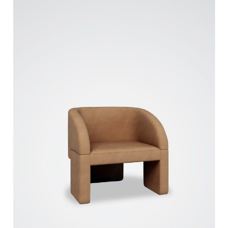 Baxter Lazy Bones lounge chair