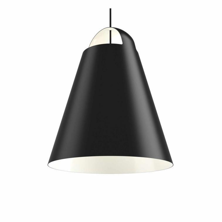Louis Poulsen Above lamp black