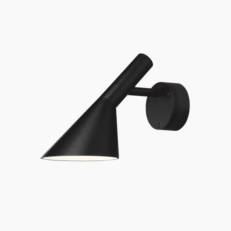 Louis Poulsen AJ 50 wall lamp black