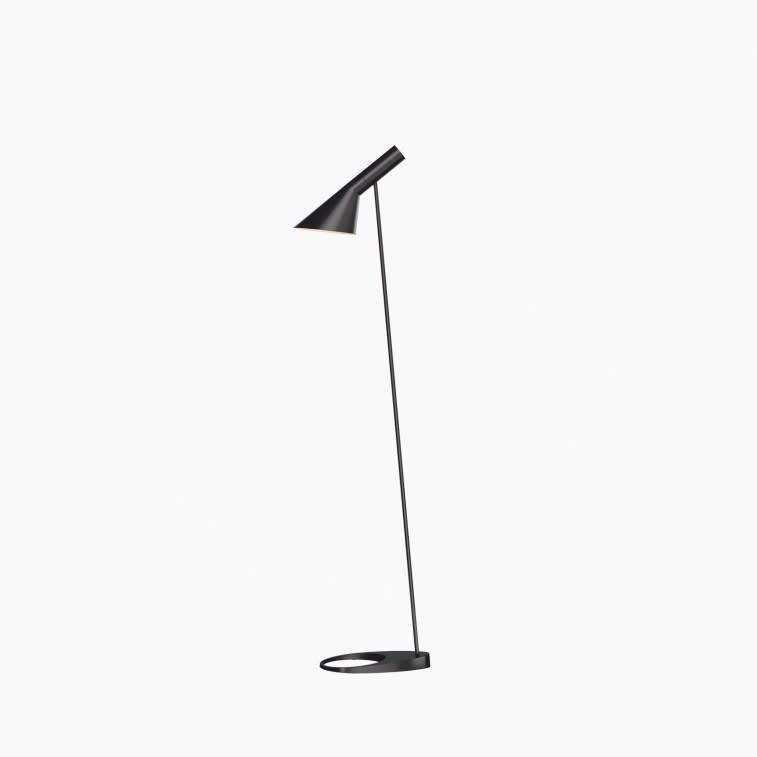 Louis Poulsen Aj Black lamp
