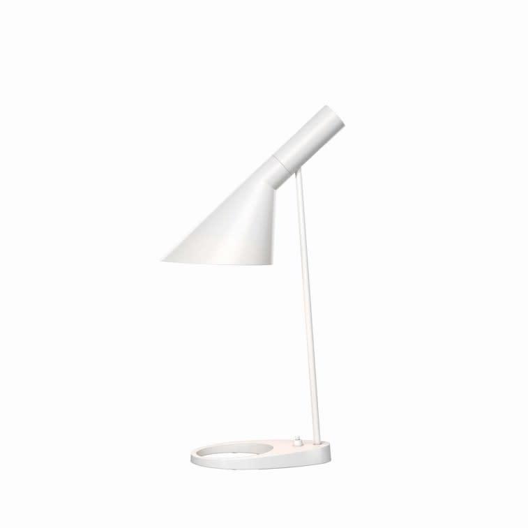 Louis Poulsen Aj table lamp white