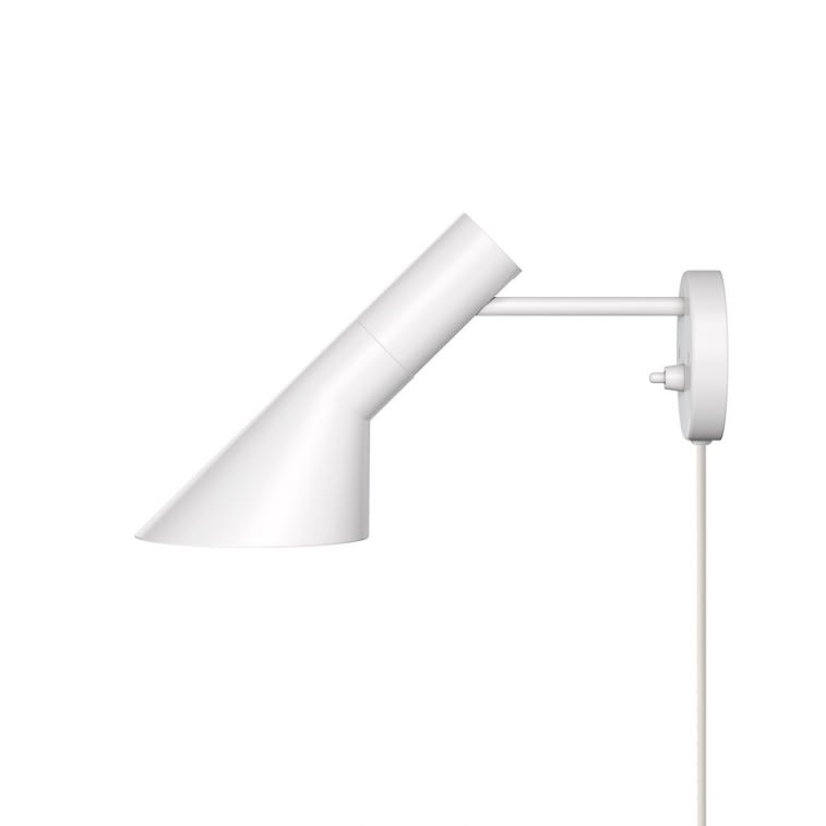 Louis Poulsen AJ wall lamp white