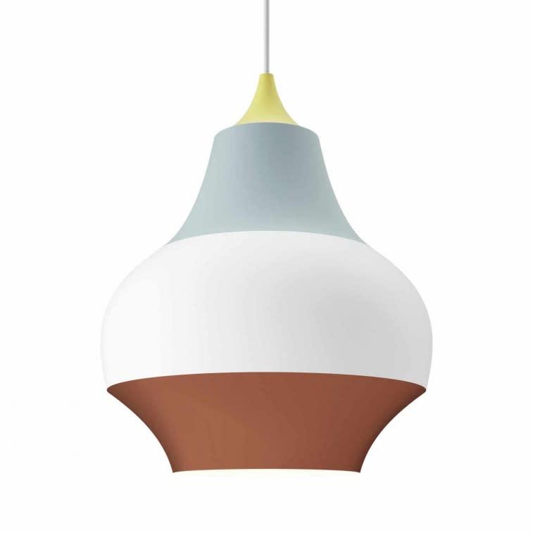 Louis Poulsen Cirque Lamp Yellow