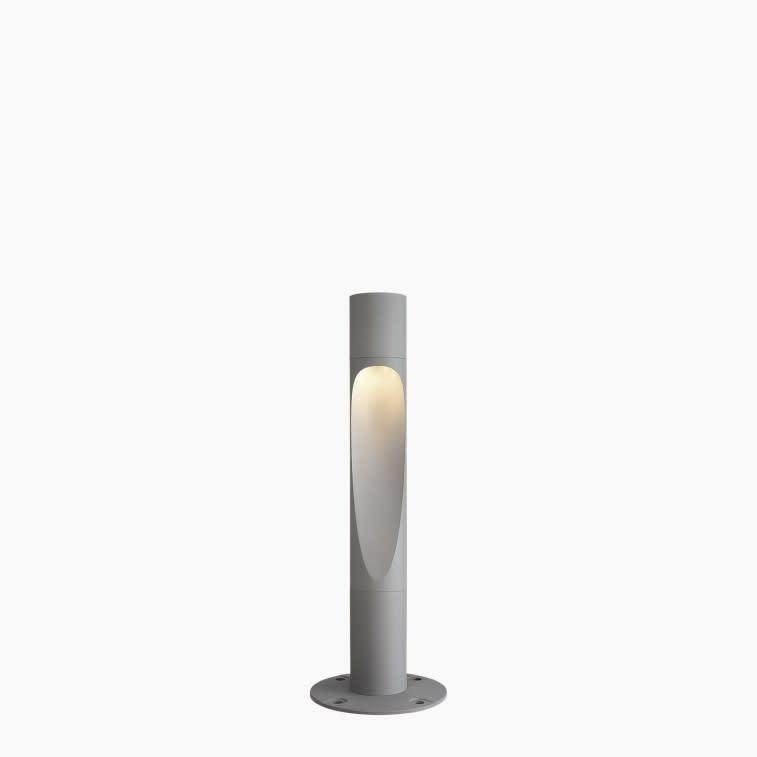 Louis Poulsen Flindt Bollard outdoor lamp aluminium