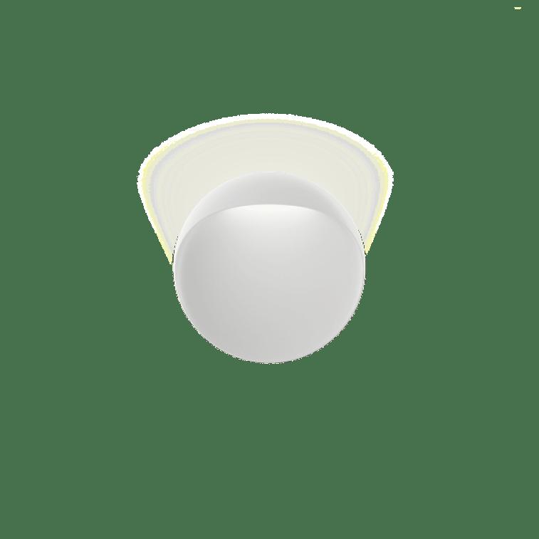 Louis Poulsen Flindt wall lamp white
