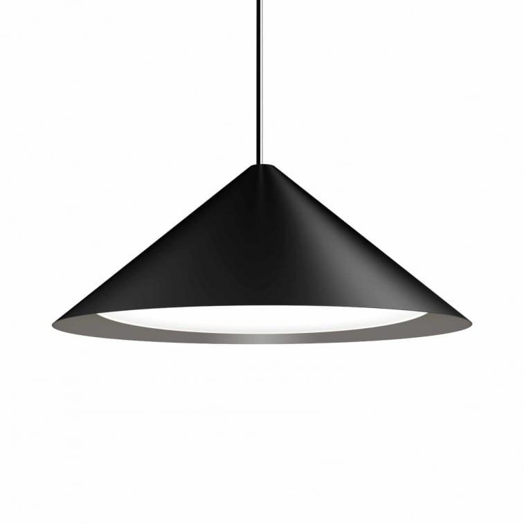 Louis Poulsen Keglen black 650