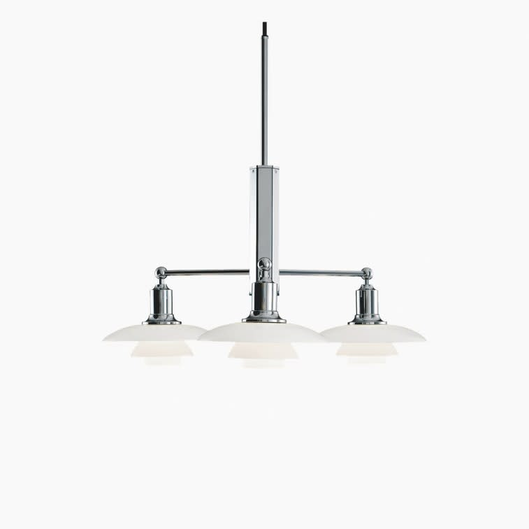 Louis Poulsen PH 2/1 Stem Fitting Lamp