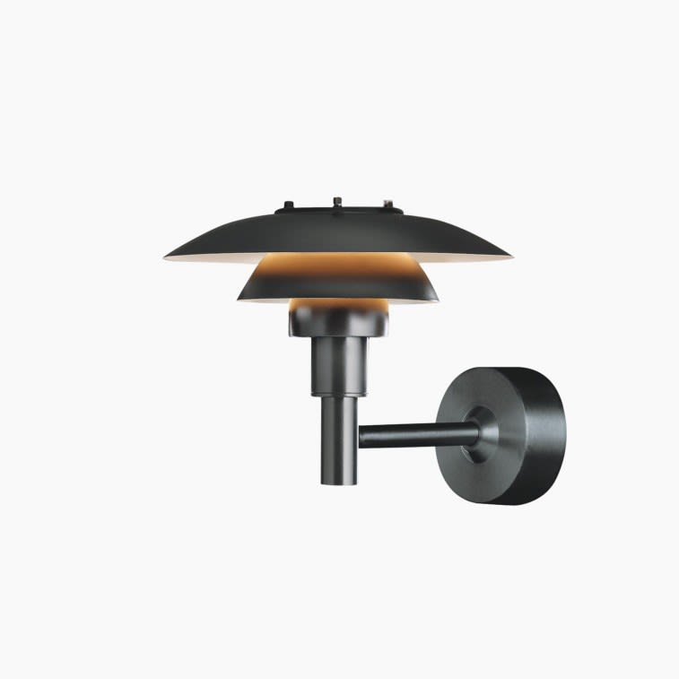 Louis Poulsen PH 3-2½ Wall Outdoor Lamp