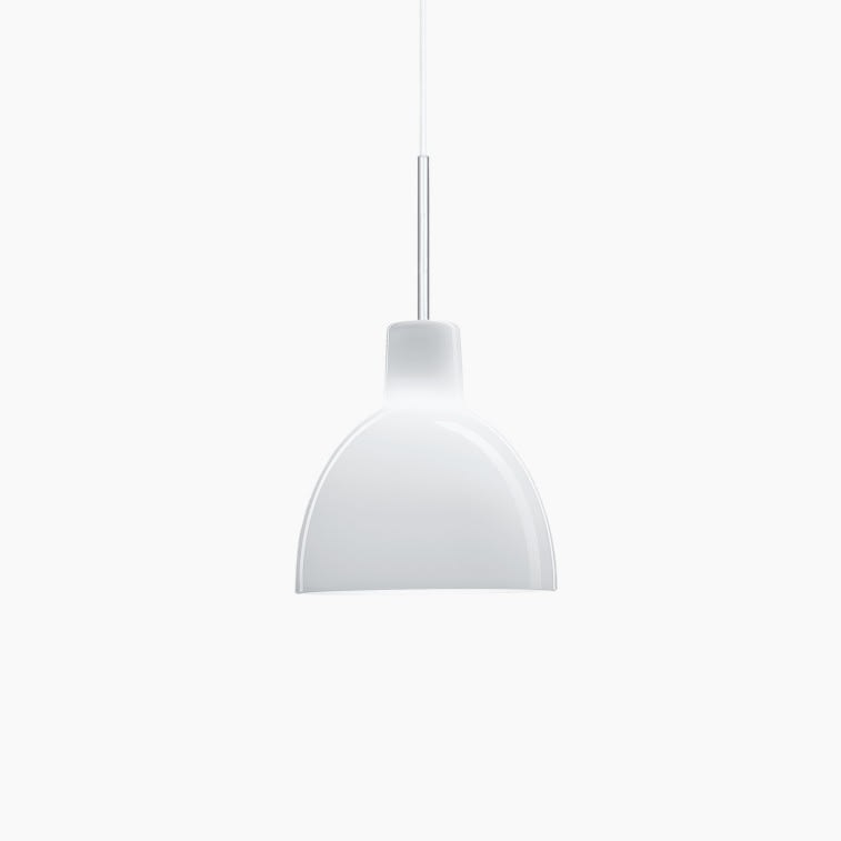 Louis Poulsen Toldbod 155/220 Glass Lamp