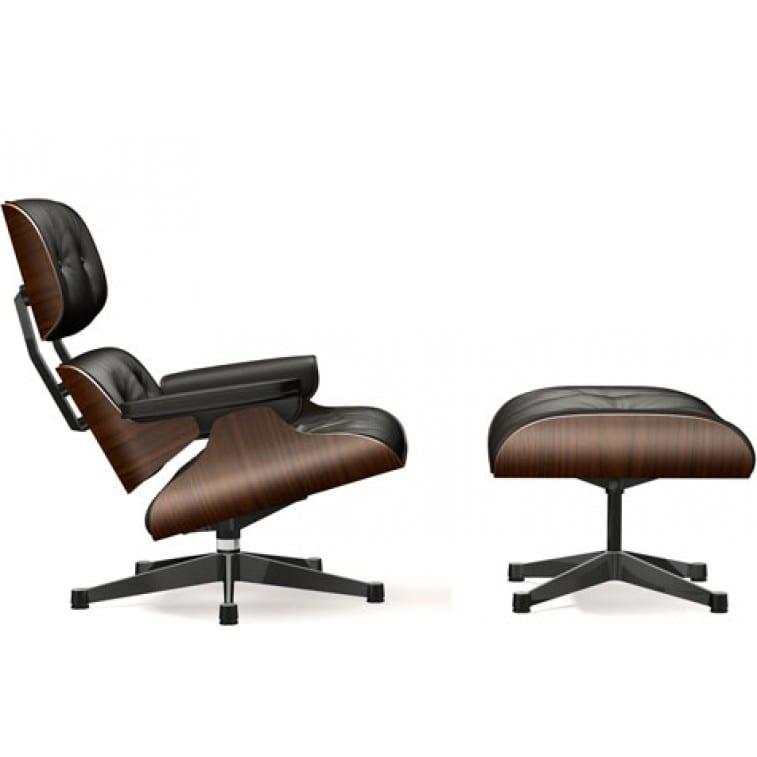 Lounge Chair U0026 Ottoman Lounge Chair VItra Charles U0026 Ray Eames