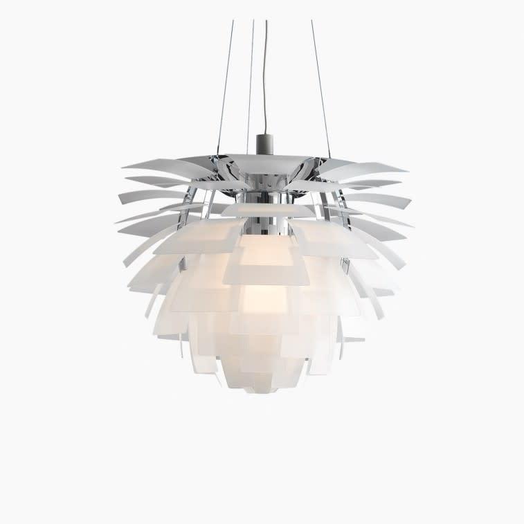 Louis Poulsen PH Artichoke Glass Lamp