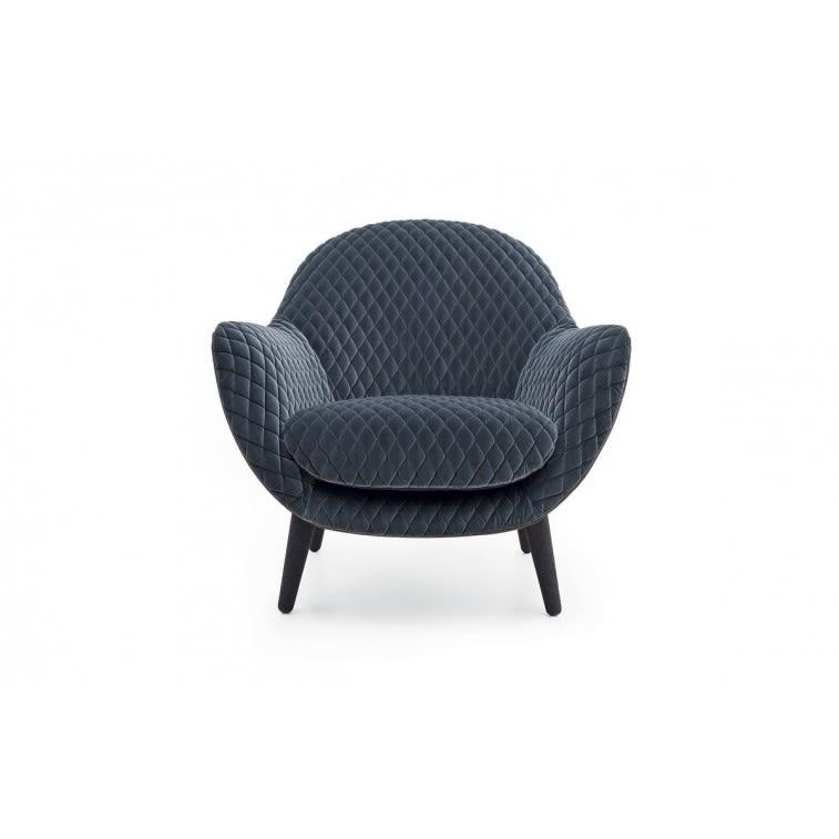 Poliform Mad Queen Chair Armchair