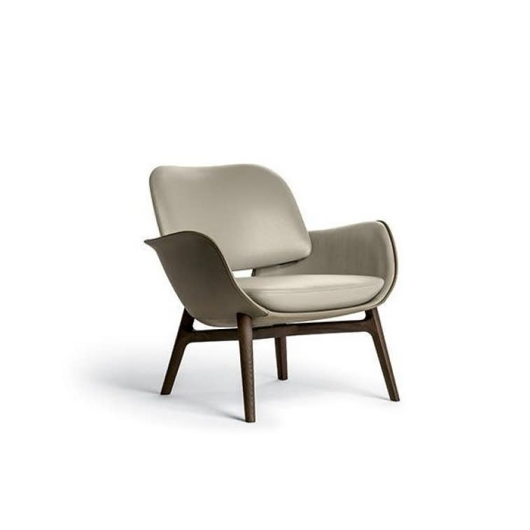 Poltrona Frau Martha armchair