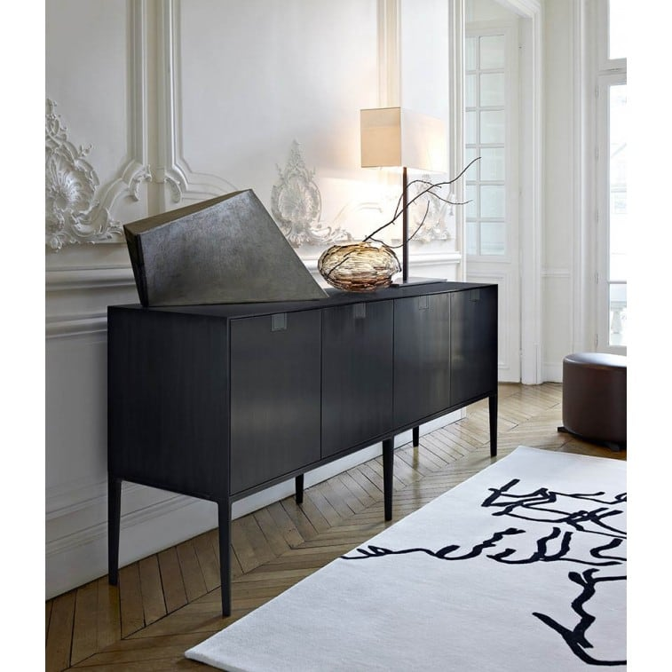 Maxalto Alcor Sideboard Black