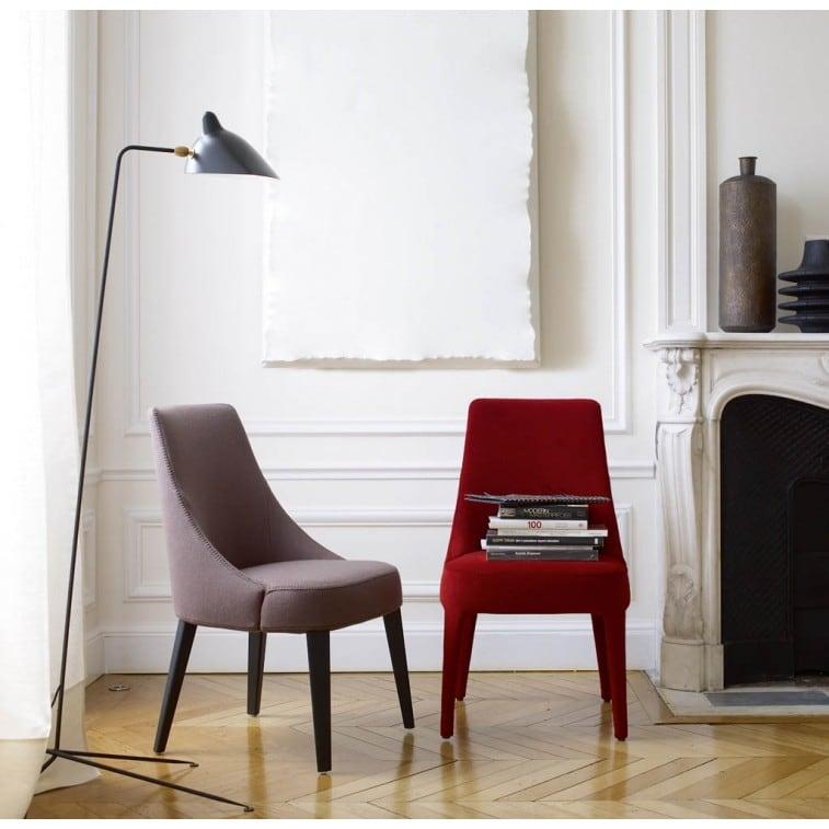 Maxalto Febo Chair High Back Two
