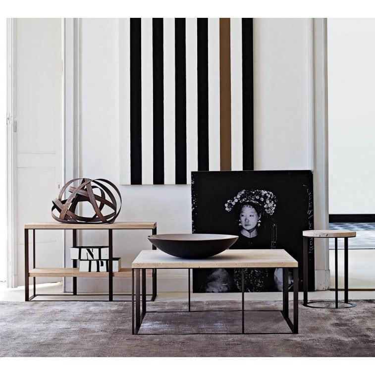 Maxalto Lithos Small Tables Rectangular