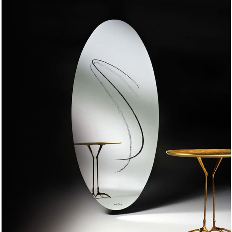 Cassina le miroir s mirror for Best buy miroir