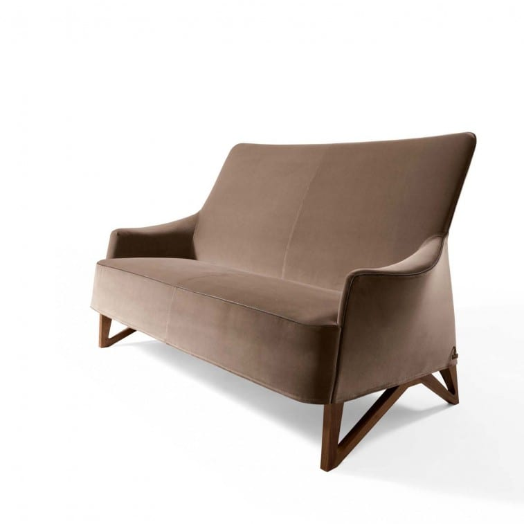 Mobius 63943 Two-seat sofa-Sofa-Giorgetti-Umberto Asnago