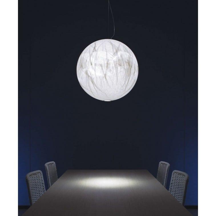 Davide Groppi Moon Suspension Lamp
