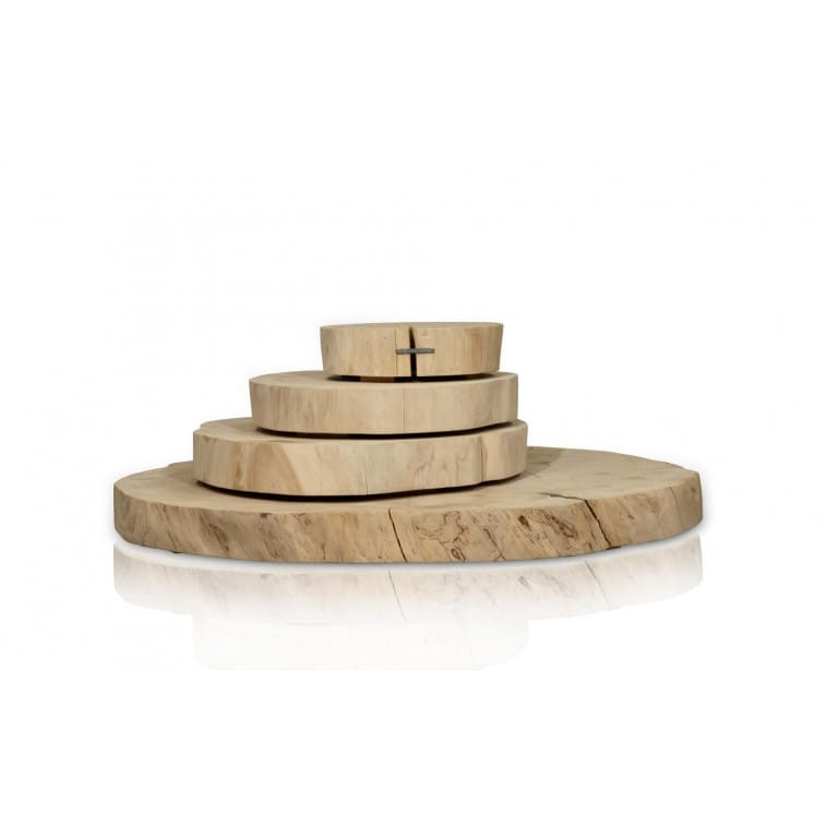 4624-Natural Slice-Coffee Table