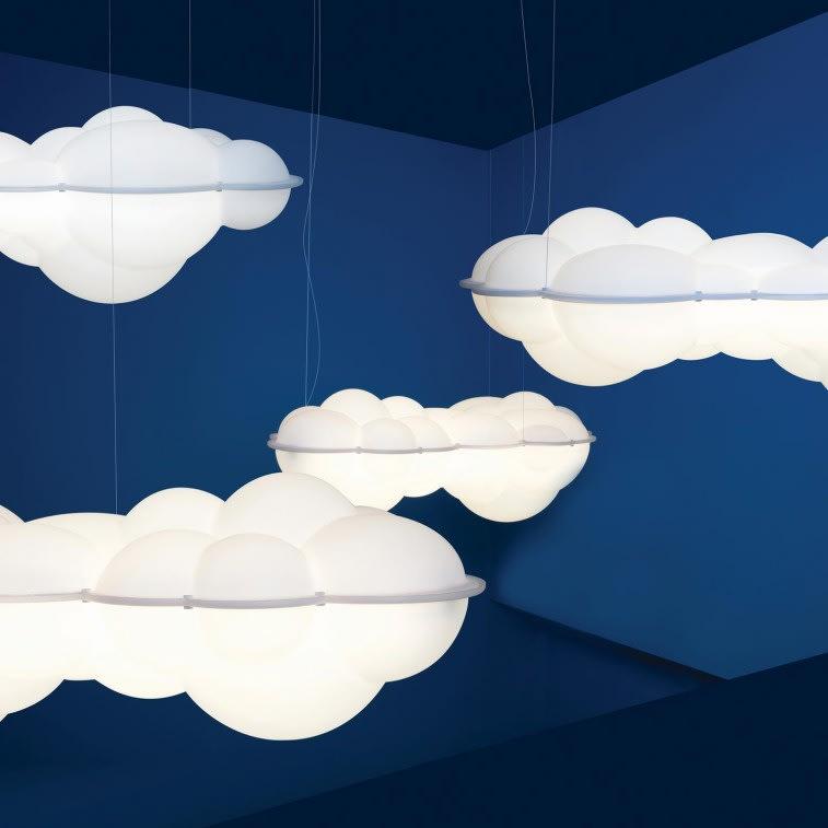 Lampada sospensione Nuvola Nemo