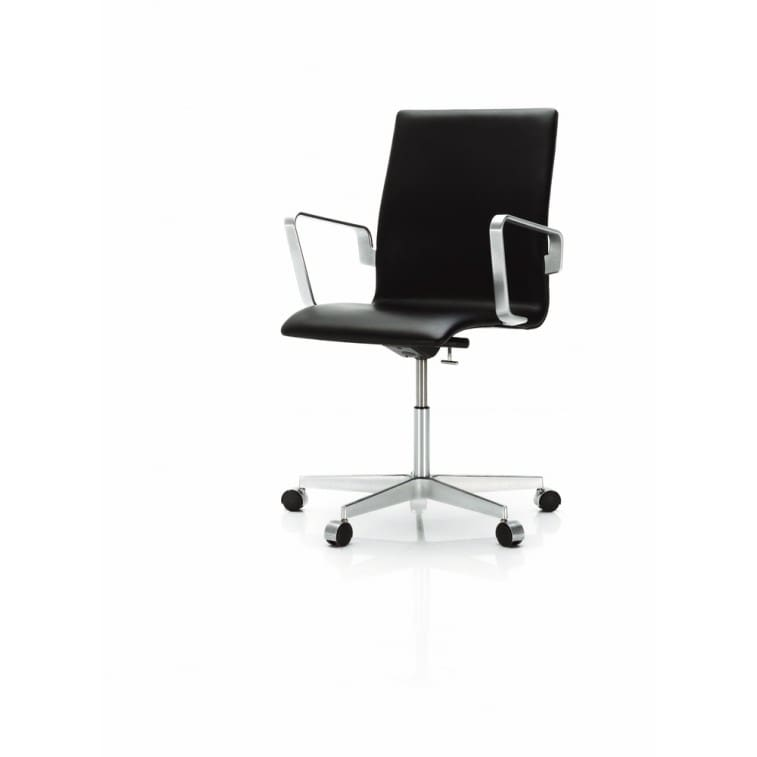 Oxford Chair Low Back-Chair-Fritz Hansen-Arne Jacobsen