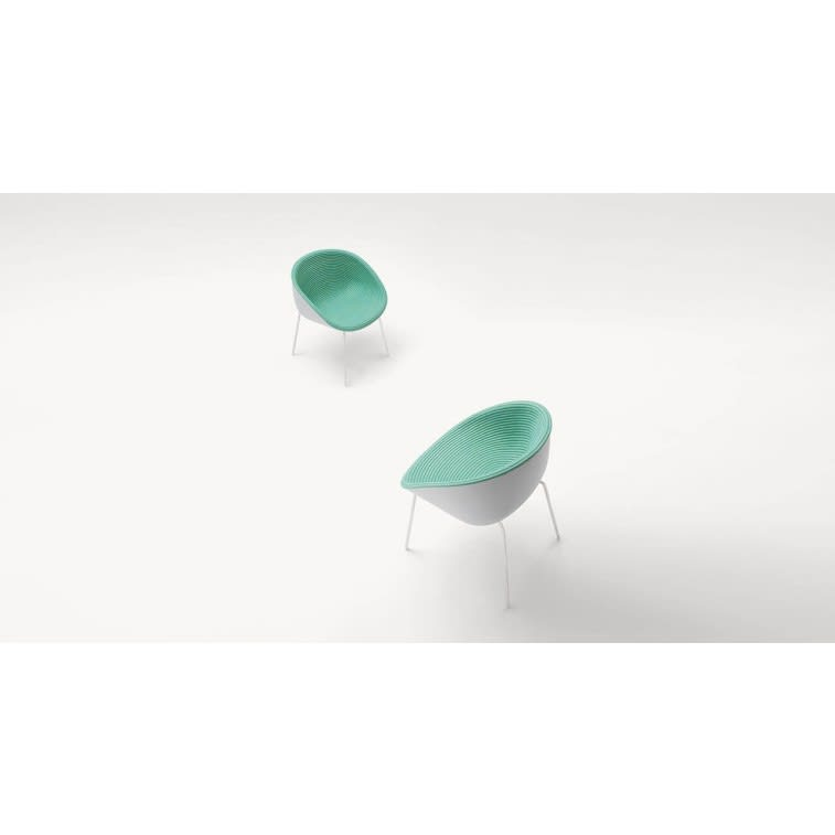 paola lenti amable outdoor chair