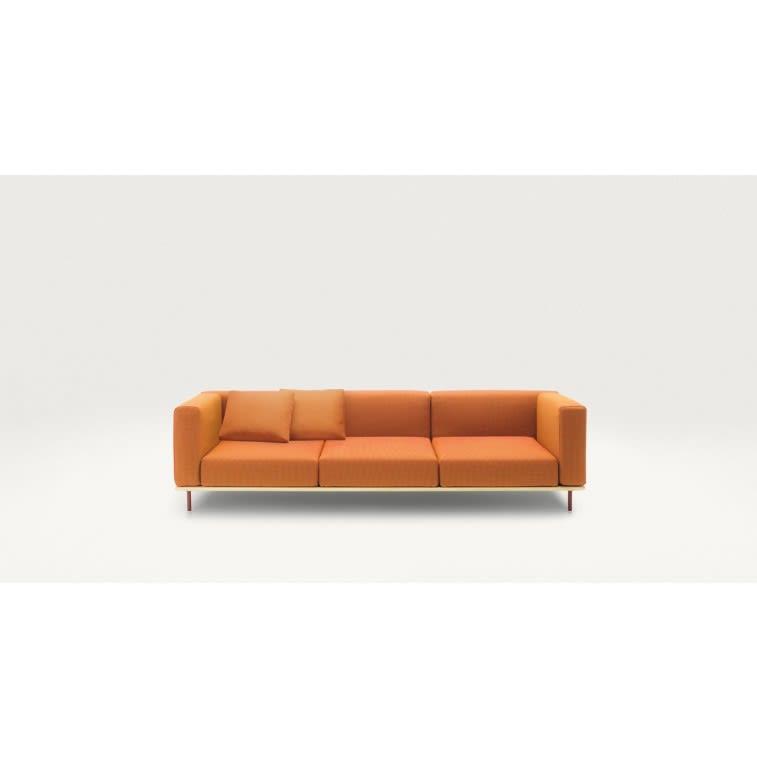 paola lenti bench outdoor sofa