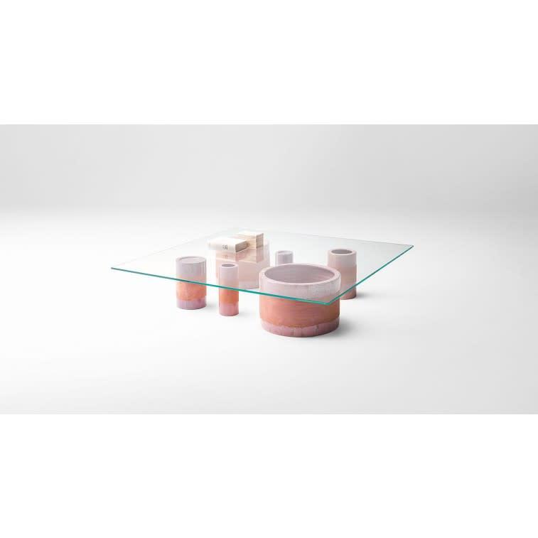 paola lenti cerchi side table