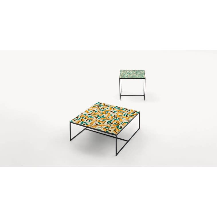 paola lenti cocci outdoor side table