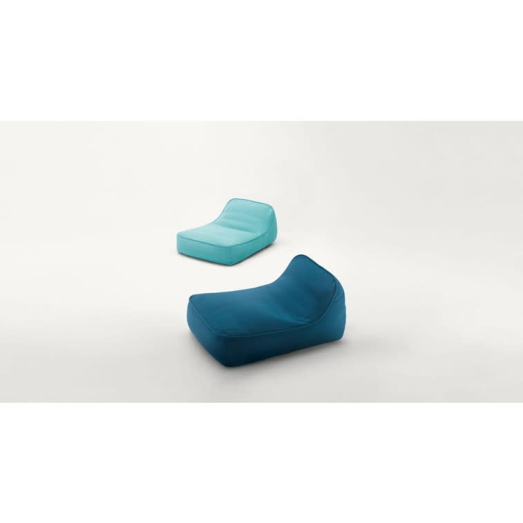 paola lenti float outdoor armchair chaise