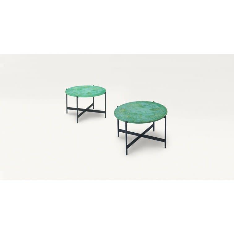 paola lenti heronoutdoor side table