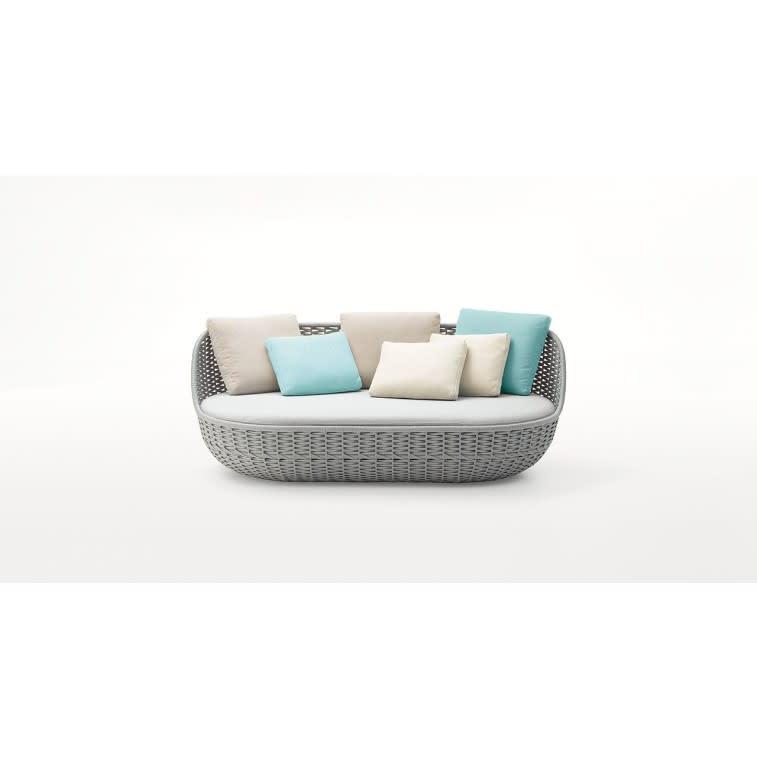 paola lenti orbitry outdoor sofa