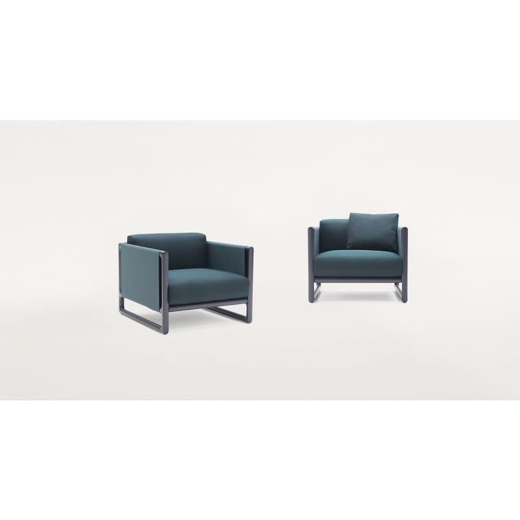 paola lenti portofino outdoor armchair
