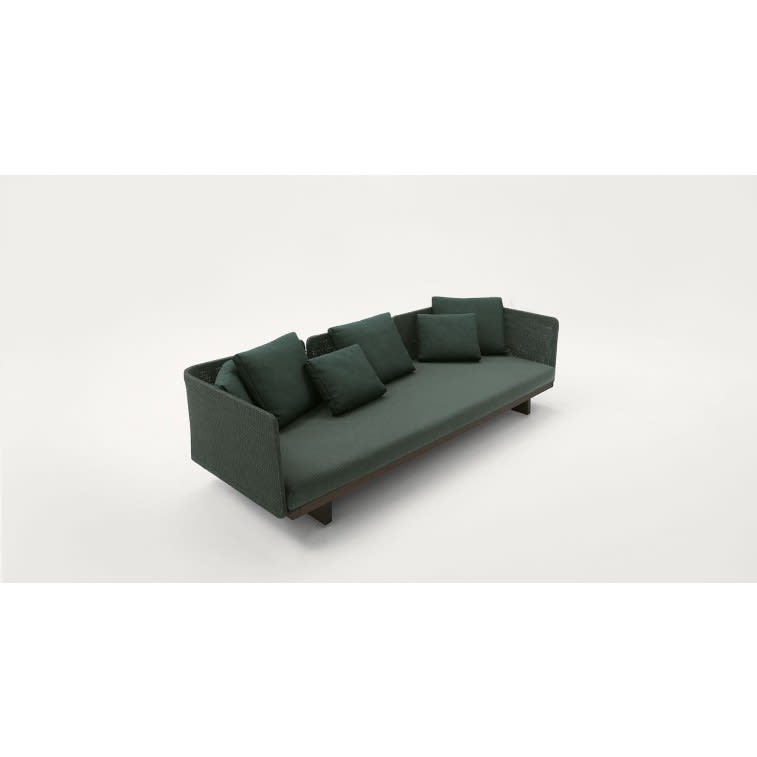 paola lenti sabi outdoor sofa