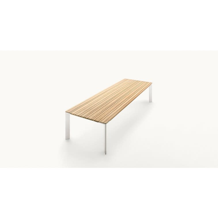 paola lenti sunset outdoor table