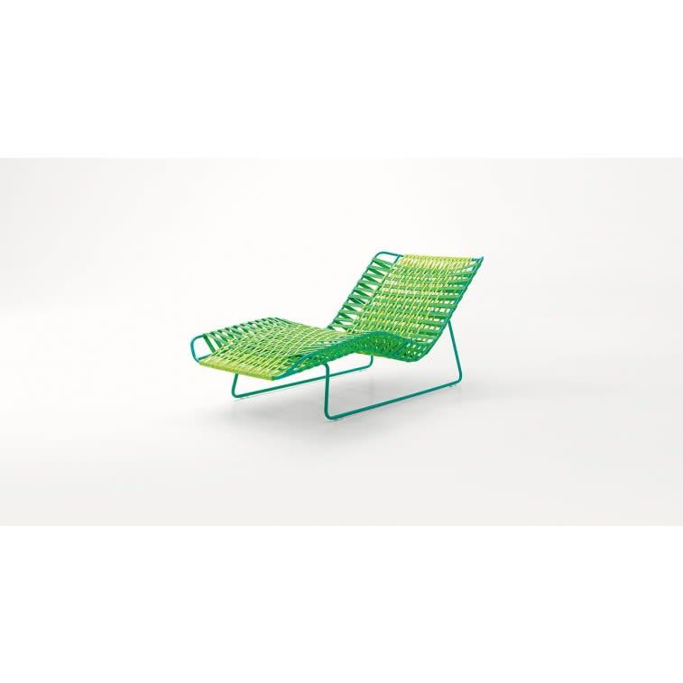 paola lenti telar outdoor sun bed