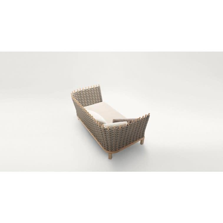 paola lenti wabi outdoor sofa