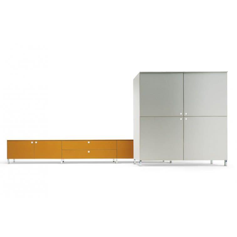 Più-Chest of drawer-Poltrona Frau-Poltrona Frau