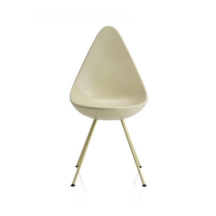 Drop Plastic Chair-Chair-Fritz Hansen-