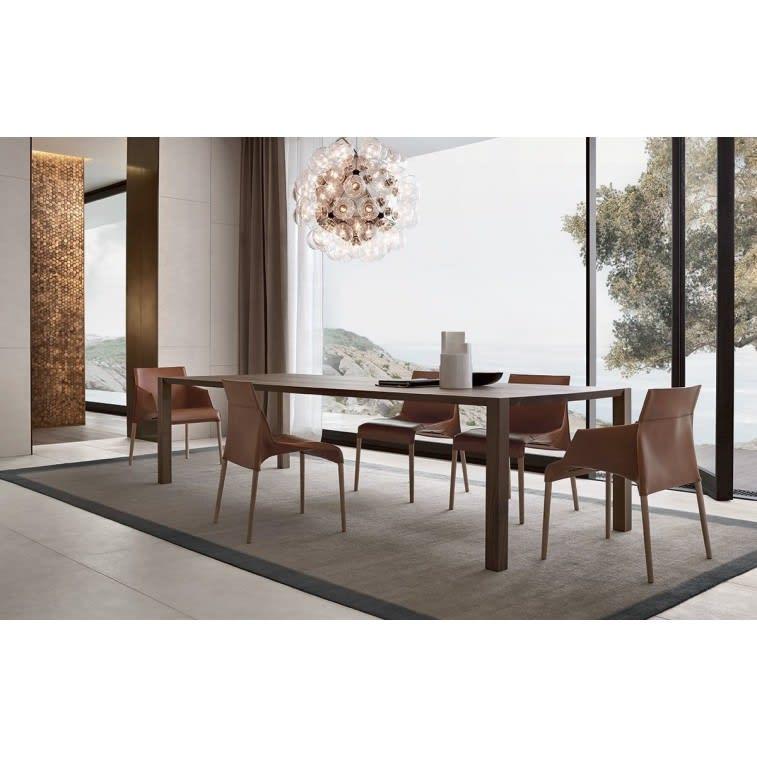 poliform blade dining table