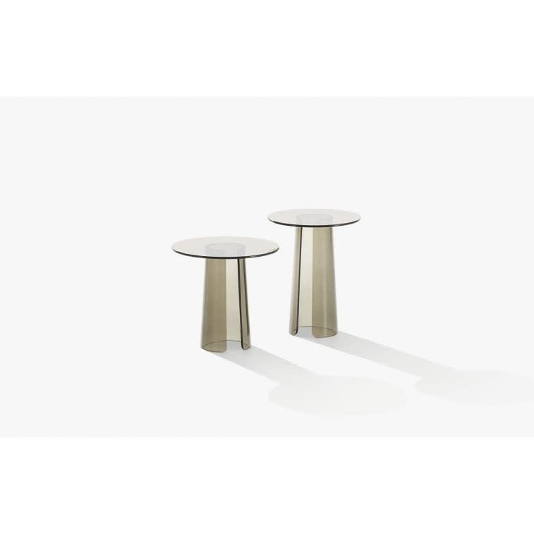 poliform orbitry side coffee table