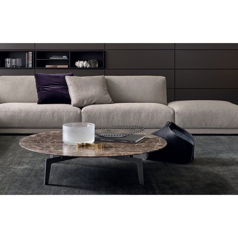 Poliform Tribeca Round Coffee Table