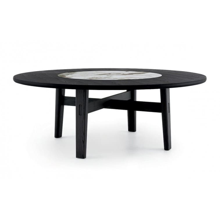 Home Hotel table Poliform by Jean-Marie Massaud
