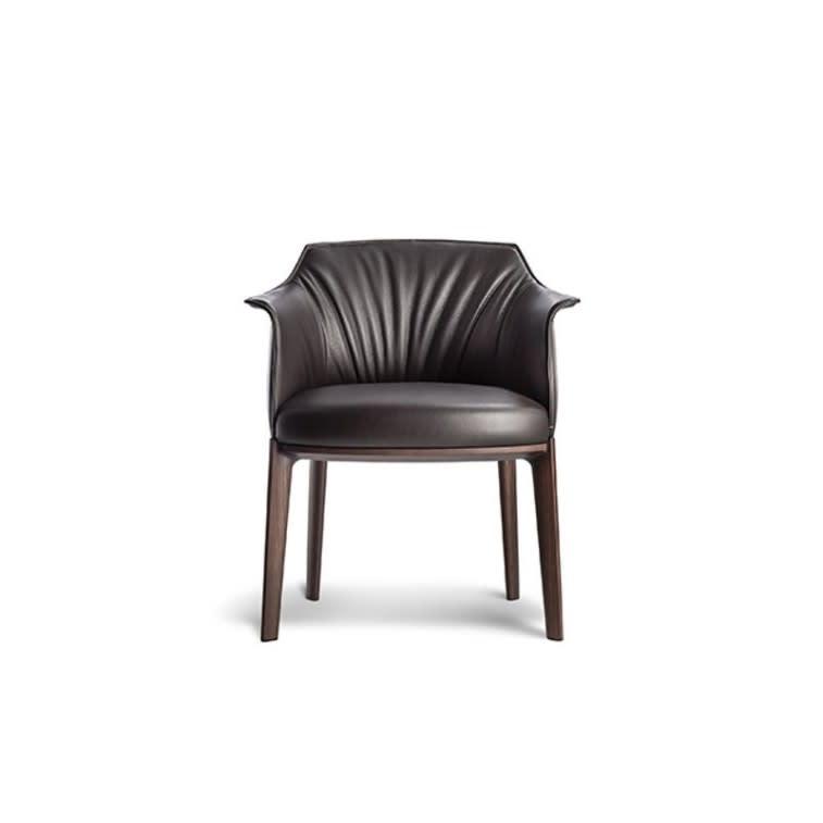 Poltrona Frau Archibald Dining Chair